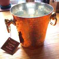 Mauviel Copper Ice Bucket - Made in France - Over 50% OFF ***