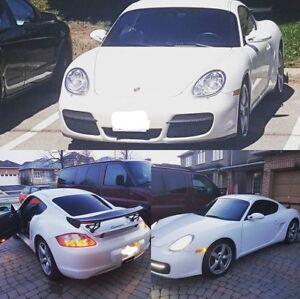 2007 Porsche Cayman 2.7L Coupe (2 door)