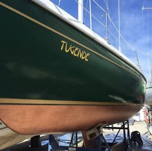 TANZER 31, BOHO STYLE (WINTER  & BOAT SHOW PRICING!)