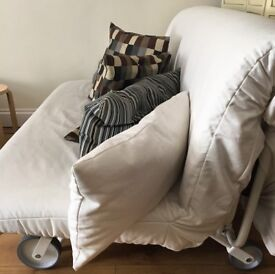 SOFA BED ! IN excellent condition ,comes with all the pillows .