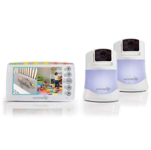 Summer Infant Side by Side Baby Monitor