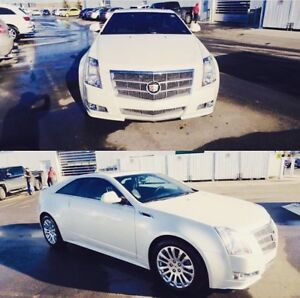 2011 Cadillac CTS4 Performance Coupe