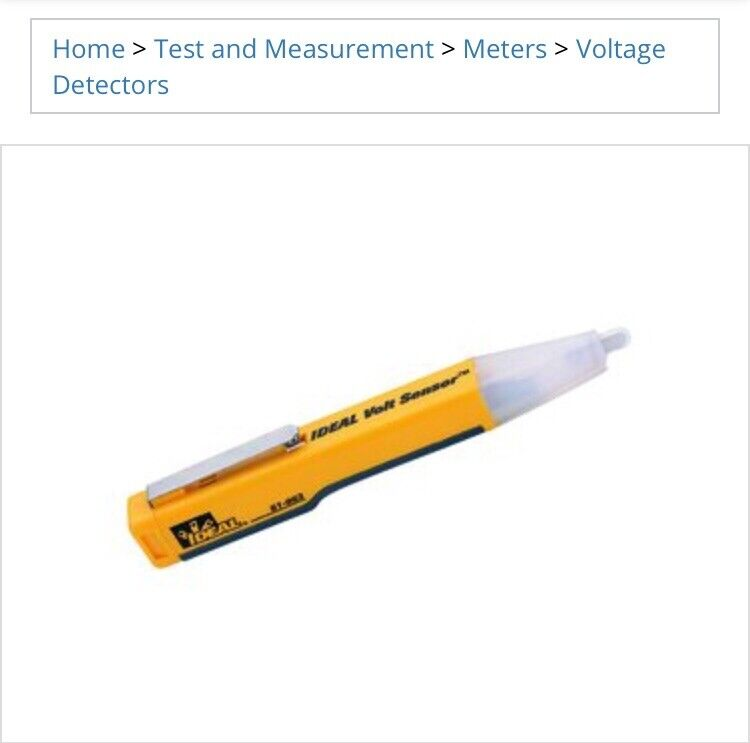 Non-Contact Voltage Tester for 40V to 600V AC