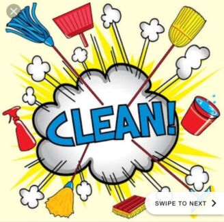 Reliable Cleaner- Police clearances- Use own equipment and aides