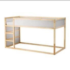 IKEA Children's High Sleeper Bed