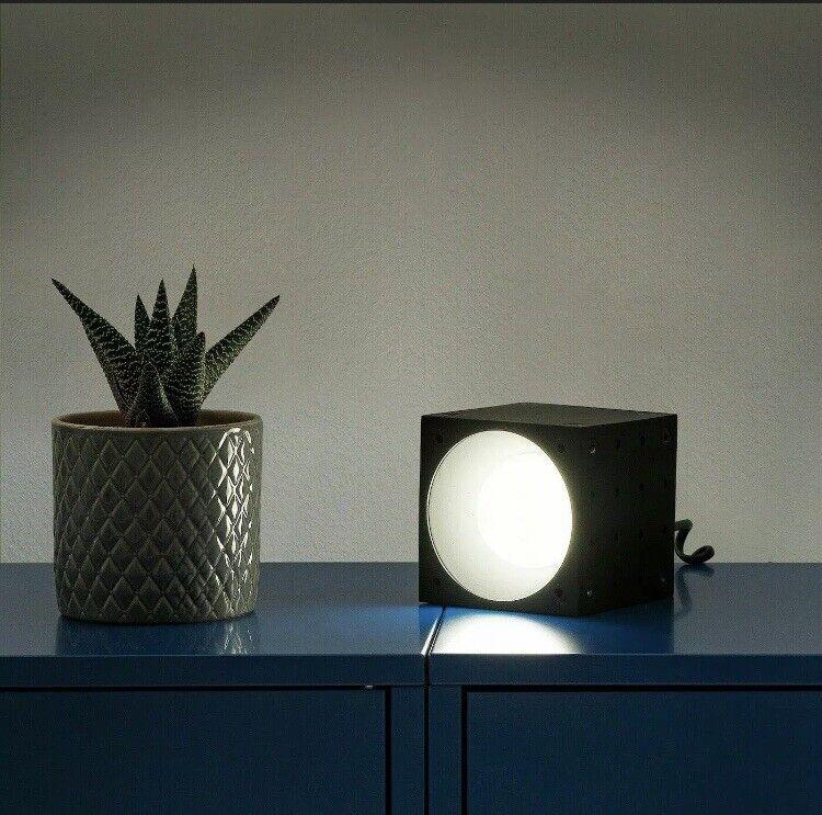 Teenage Engineering X Ikea Frekvens LED Sound Activated Spotlight