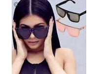 Quay Australia hidden hills sunglasses Kylie Jenner (pink only)
