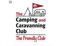 PITCHING FOR CARAVAN TOURING