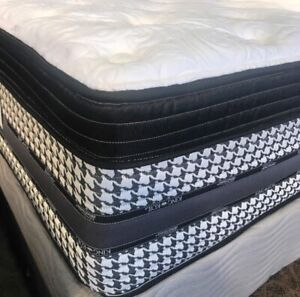 High End Staging Mattress Sale, ALL NEW, Sunday 1-2!
