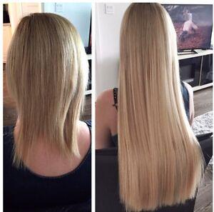 PROMO! Premium hair extensions- Tape or Fusion $300+ Oakville / Halton Region Toronto (GTA) image 1