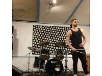 Drummer Available for Gigs and Session Work in Central London