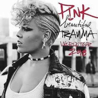 Pink Tickets 2 x tickets in Sydney
