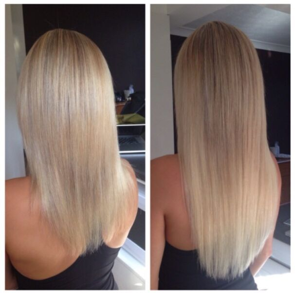 12 Head Full Head Of Tape Hair Extensions From 250
