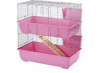 2 tier Guinea pig cage
