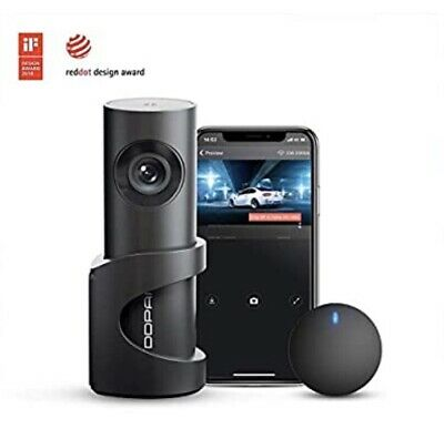 DDPAI Mini3 1600P Dash Cam DVR Night Vision Car Dash Camera 24H Parking Recorder