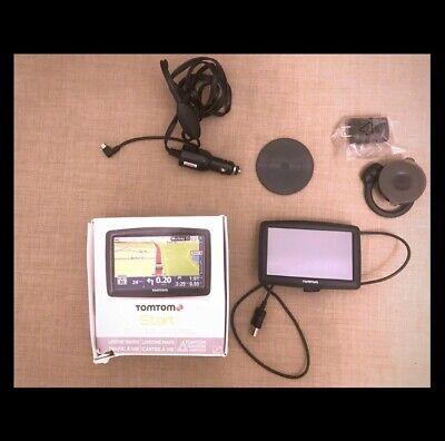 tom tom gps navigation Bundle, TomTom Start55, includes charger, mount, usb port