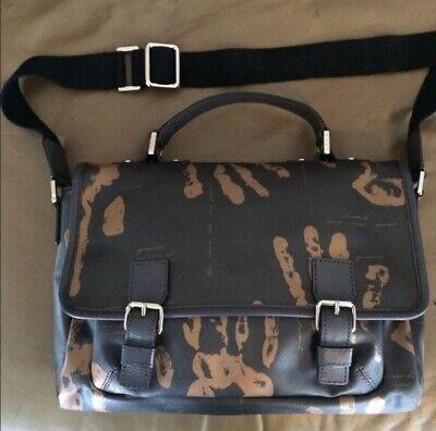 L.A.M.B Handprints Messenger Cross Bag Free Shipping NEW!