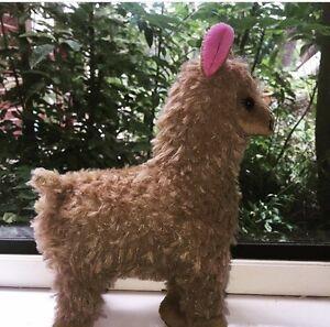 Alpaca plush toy Lara Outer Geelong Preview