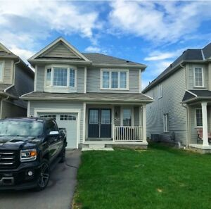 Binbrook detached 2 year old home for lease