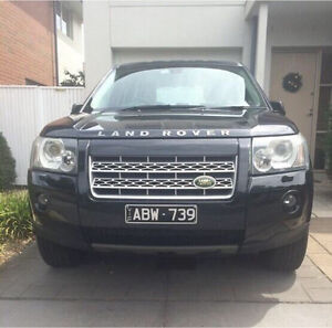 2008 Land Rover freelander 2 td4 HSE auto 4x4 Hadfield Moreland Area Preview