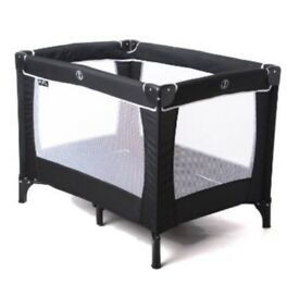 Nearly New Red Kite Travel Cot