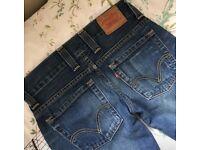 Genuine Levi Jeans