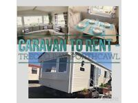 Caravan to Hire - Trecco Bay