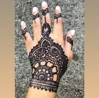 BLACK HENNA FOR EID AL ADHA!!!! THIS WEEKEND ONLY!