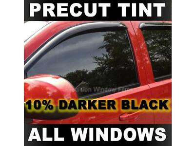 Precut Window Tint for Chevy Silverado, GMC Sierra Extended Cab 1999-2006 - 10%