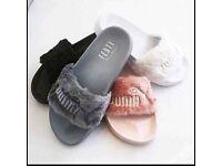 Puma slipper