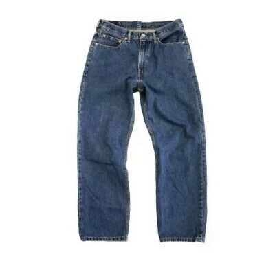 Levis 550 34x30 Relaxed Fit Jeans Mens Medium Wash