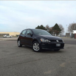 Lease Takeover: 2016 VW Golf 1.8T