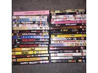 35 DVDs
