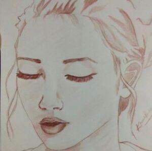 Portrait - sketches