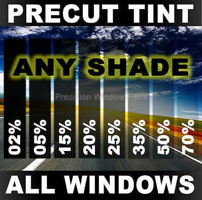 PreCut Auto Tint for Ford F-350 Crew Cab 99-07  -Any Shade