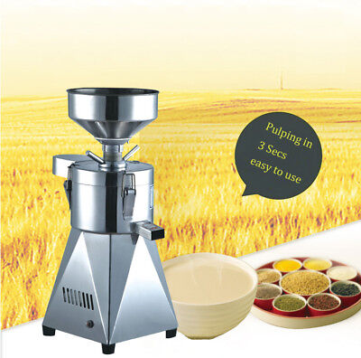 New Arrival 110V Soybean Grinder Tofu Milk Grinding Machine