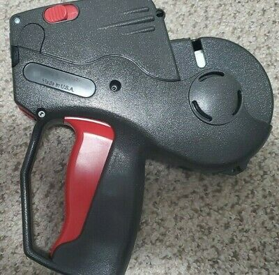 New Monarch 1136 Label Gun 2-line Pricing Gun - Authorized Monarch