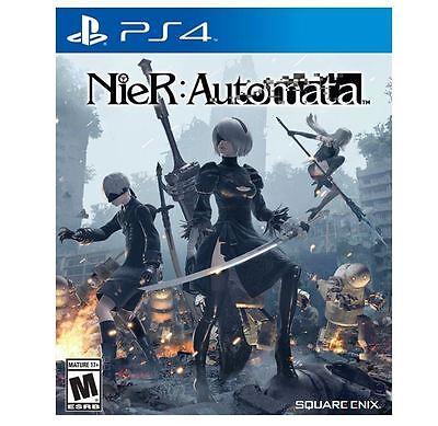 Nier: Automata (Sony PlayStation 4, 2017)