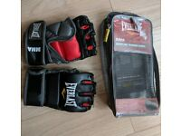 New MMA grappling training gloves size S/M