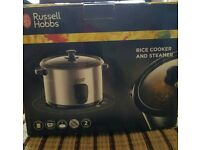 Rice cooker & Steamer