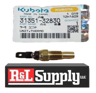 Genuine Kubota Water Temp Sensor 31351-32830 35-048