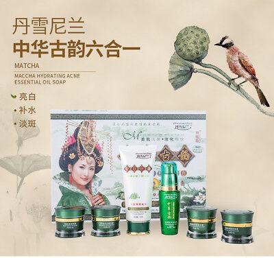 Danxuenilan spot removing blemish whitening cream/Herbal extract  6 pcs/ set