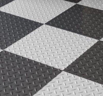 Garage Flooring Peel And Spit Tiles Best Grey Basement Vinyl Floor Mats 12x12