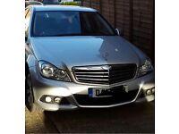 Mercedes Benz C200 blue eff 2011 NEED GONE*