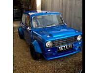 Mini / Vauxhall 2.0 - modified