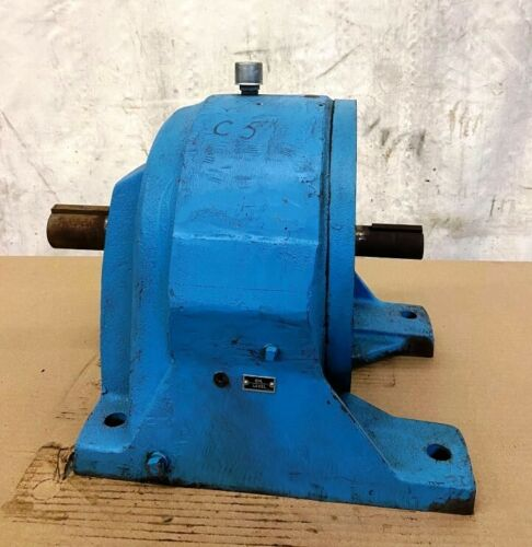 LINK-BELT HELICAL GEAR SPEED REDUCER, 2945S141-K, 1.27 HP, 38.4 RATIO, CDI