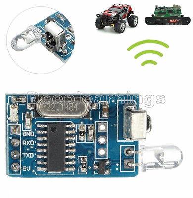 5v Ir Infrared Remote Decoder Encoding Transmitterreceiver Wireless Module