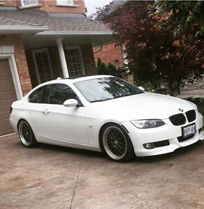 2007 BMW 328xi Coupe e92