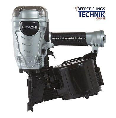 Hitachi Coilnagler NV90AG Druckluftnagler 45-90 für 16° Coilnägel