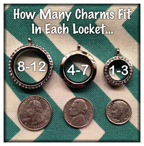 Locket Full Of Charms
